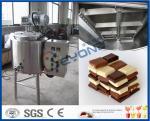 tanque de derretimento do chocolate da eficiência elevada de 75L 150L com SUS304 de aço inoxidável