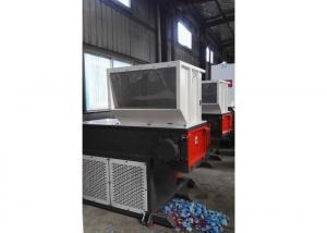China Custom Color Waste Shredder Machine 3500kg Unit Weight Economic Low Noise on sale