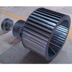 Impulsores do ventilador de FD200GI-centrifugal, impulsor para a frente curvado, alumínio, ferro, sus
