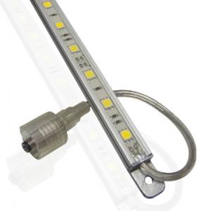 China Ultra Bright DC 12V 9W 18W 0.5M, 1.0M Waterproof Warm White SMD LED Lamps Bar For Bathroom on sale
