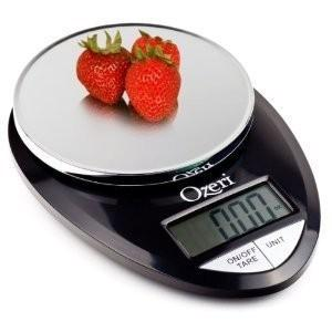 China Ozeri ZK12-B, The Ozeri Pro Digital Kitchen Scale with LCD screen  on sale