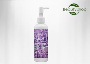 China Lavender Beauty Whitening Facial Cleanser Lotion Wash For Acne on sale