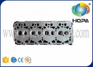 China OEM Excavator Engine Parts 4 Cylinder Engine Kubota V1505 Cylinder Head on sale