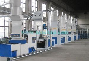 China Algodón de la basura NSX-FS500 que recicla la materia textil de la máquina que recicla la máquina on sale