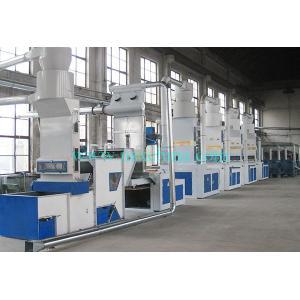 China Coton des déchets NSX-FS500 réutilisant le textile de machine réutilisant la machine on sale