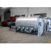 Jacketed Type Horizontal Mixer Machine For Cold Water Circulation