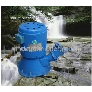 China Inclinez le générateur de turbine à un aimant permanent de l'eau de pelton de jet (300w-8kw) on sale