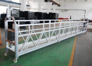 China Aerial Suspended working platform Suspended Working Platform, ZLP series of suspended working platforms on sale