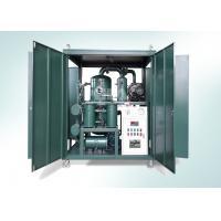 TransportableMobile Transformer Oil Treatment Plant Transformer Oil Dehydration Machine