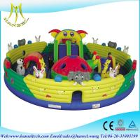 Hansel Newest Arrive China factory high quality Inflatable Fun City for sale