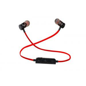 China Sweatproof Wireless Neck Headphones 70 MAh For Sports Doing And Running on sale