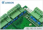 Fast Data transmit 4 Door Access Control Borad With 32Bits ARM Flushbonading Industrial Grade