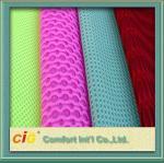 Softness Comfortable Anti-mosquito 100 Polyester Mesh Fabric Custom Color