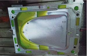 China Bathroom Fittings Plastic Sanitary Ware Single / Multi Mold Cavity on sale