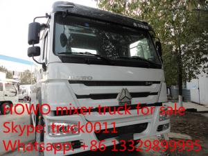 China SINO TRUK HOWO  High Efficient 6x4 high capacity concrete mixer trucks for sale on sale