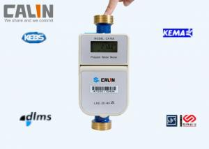 China Angola Revenue Protection Wireless Remote STS Prepaid Water Meter Easy to handle on sale