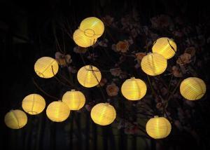 China Lantern String Motion Sensor Led Night Light on sale