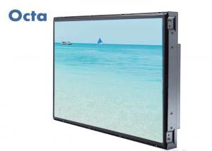 China TFT Open Frame LCD Monitor 22 Inch 1000 Nit Open Frame Touch Screen on sale
