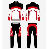 Mens Custom Bicycle Wear Shorts Cycling Jersey Suits Outdoor Strength Biking Clothing