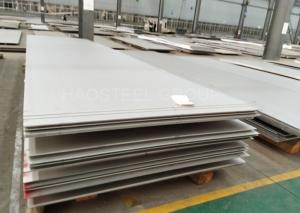 China Thickness 3~200 MM Stainless Steel Sheet Plate SUS321 Mill Finish with Custom Length supplier