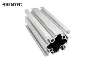 China OEM Aluminium Profile System , Customized V - Slot Aluminium Extrusion Profile on sale