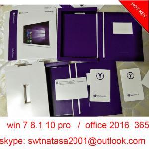 China Windows OEM Software, Windows 10 Key Code on sale