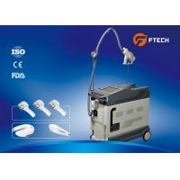 China White 2940nm Ultrasonic Beauty Machine IPL Diode Q Switched RF Laser on sale
