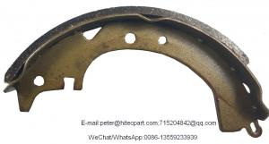 China Universal Vehicle Spare Parts Brake Shoe Set 04495-14010 / 0449514010 on sale