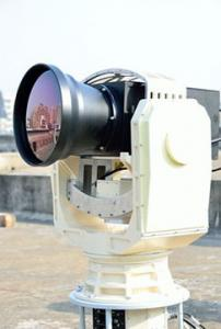 Quality Ship-borne Electro-optical Infrared (EO/IR) Tracking Turret JH602-1100 for sale