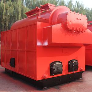 China 2 Tons Steam Boiler Wood Pellet & Wood Chip Biomass Steam Boiler on sale