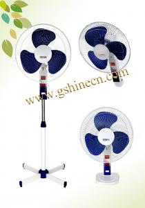 China 16inch stand fan 3IN1 SF163IN1 on sale