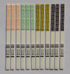 China High Sensitivity Drug Test Cassette / Dip Card / Cup CE FDA 510 K Standard wholesale
