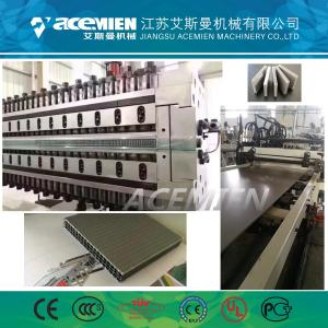 China Customized Color Building Formwork Making Machine Plastic PP Concrete Mould on sale