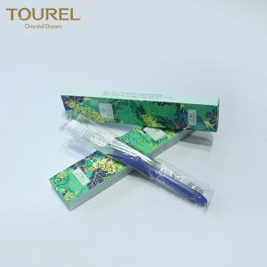 China hotel disposable dental kit , hotel bathroom accessories , hotel amenities on sale