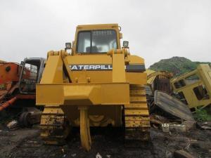 Used CAT D7H Crawler Bulldozer With Ripper / Caterpillar D6D