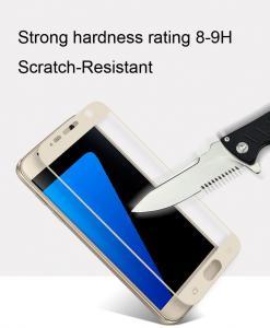 China o protetor da tela s7 moderou o toque liso 0.33MM Risco-resistentes antiofuscantes da prova de vidro do risco do filme do telefone do protetor 9H on sale