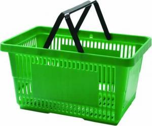 China supermarket shopping baskets on sale