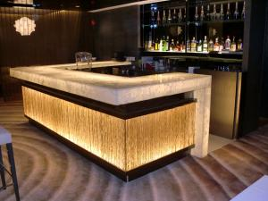 ... Quality Modern Design Hotel Club Glowing LED Bar Counter For Sale ...