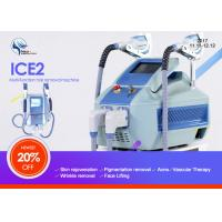 IPL SHR SSR Beauty Machine For Hair Removal / Pigmentation Removal 300000 Shots