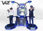 2 Players 9D Simulator / 9D VR Walker with Plenty Game Support Multiplayer for Theme Park
