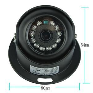 China CMOS Lens Digital Vehicle CCTV Camera System 180 Degree View HD Weatherproof on sale