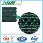 Futsal Interlocking Rubber Floor Tiles Polypropylene Exercise Floor Mats