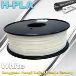 Temperature Resistance 3D Printer Filament PLA Filament 1.75mm 1.3kg / Roll