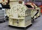 Конструкция мостит булыжником каменную дробилку удара 200 тонн в час для кубического продукта формы