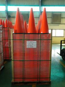 China PVC Traffic Cones 10cm, 15cm, 30cm, 45cm, 50cm, 70cm, 90cm 100cm Road Cones on sale