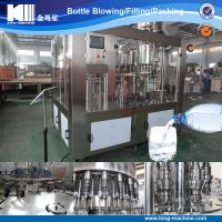 Table water bottle filling machine in zhangjiagang