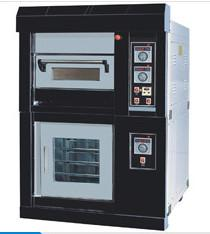 China Single Deck Bread Baking Oven , Baked Bread Gas Oven CE Certification on sale