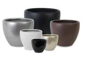 China 2014 hot sale waterproof light weight plant pot on sale