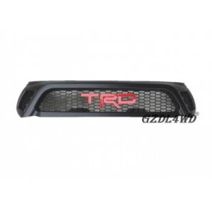 China Pickup Truck Car Body Parts Front Grille TRD Car Grill For Toyota Hilux Revo on sale