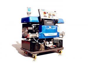 China Hydraulic Polyurea Coating Machine , 380V 50HZ 3 Phase Spray Foam Equipment on sale